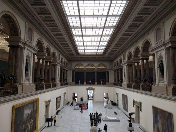 Musées Royaux des Beaux Arts, Bruxelles.