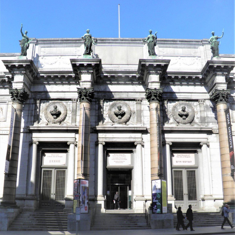 Musées des Beaux Arts. Bruxelles. Brussels.
